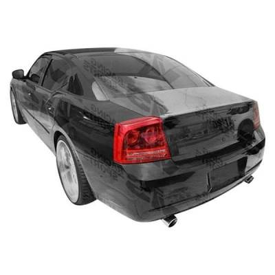 VIS Racing - Carbon Fiber Trunk OEM Style for Dodge Charger 4DR 06-10 - Image 2