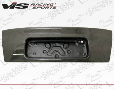 VIS Racing - Carbon Fiber Trunk OEM Style for Honda Accord 2DR & 4DR 94-95 - Image 3