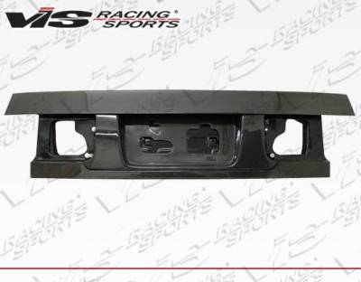 VIS Racing - Carbon Fiber Trunk OEM Style for Honda Accord 2DR & 4DR 92-93 - Image 3