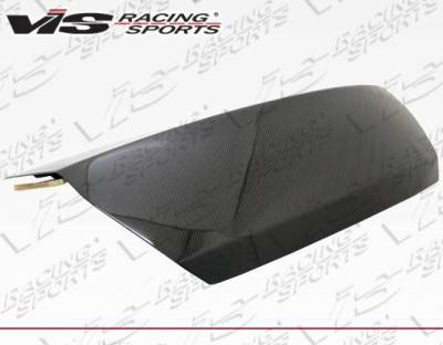 VIS Racing - Carbon Fiber Trunk OEM Style for Honda Accord 2DR 08-12 - Image 4