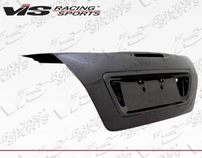 VIS Racing - Carbon Fiber Trunk OEM Style for Honda Accord 4DR 06-07 - Image 1