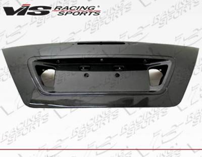 VIS Racing - Carbon Fiber Trunk OEM Style for Honda Accord 4DR 06-07 - Image 3