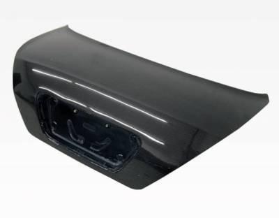 VIS Racing - Carbon Fiber Trunk OEM Style for Honda Accord 2DR 03-05 - Image 2