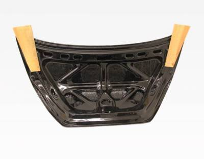 VIS Racing - Carbon Fiber Trunk OEM Style for Honda Accord 2DR 03-05 - Image 4