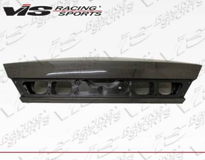 VIS Racing - Carbon Fiber Trunk OEM Style for Honda Accord 2DR 98-02 - Image 3
