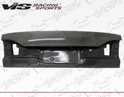 VIS Racing - Carbon Fiber Trunk OEM Style for Honda Accord 4DR 98-02 - Image 3