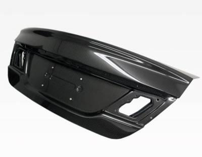 VIS Racing - Carbon Fiber Trunk OEM Style for Honda Civic 4DR 13-14 - Image 2