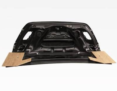 VIS Racing - Carbon Fiber Trunk OEM Style for Honda Civic 4DR 13-14 - Image 4