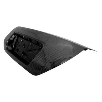 VIS Racing - Carbon Fiber Trunk OEM Style for Honda Civic 2DR 06-11 - Image 1