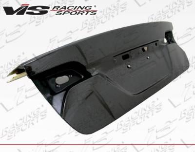 VIS Racing - Carbon Fiber Trunk OEM Style for Honda Civic 4DR 06-11 - Image 2