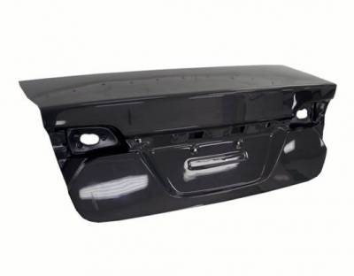 VIS Racing - Carbon Fiber Trunk OEM Style for Honda Civic 4DR 06-11 - Image 3