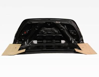 VIS Racing - Carbon Fiber Trunk OEM Style for Honda Civic JDM 4DR 12-12 - Image 4