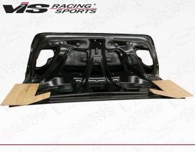 VIS Racing - Carbon Fiber Trunk OEM Style for Honda Civic JDM 4DR 06-11 - Image 4