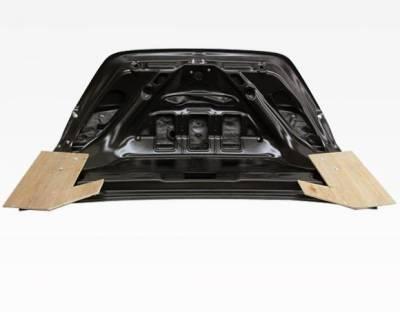 VIS Racing - Carbon Fiber Trunk OEM Style for Honda Civic SI 2DR 12-13 - Image 4