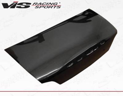 VIS Racing - Carbon Fiber Trunk OEM Style for Honda S2000 2DR 00-09 - Image 2