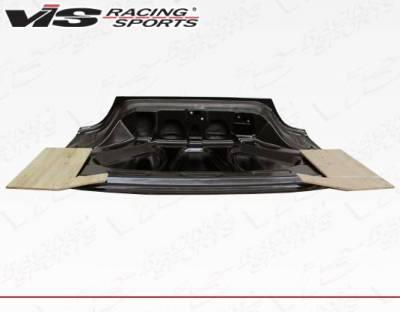 VIS Racing - Carbon Fiber Trunk OEM Style for Honda S2000 2DR 00-09 - Image 4
