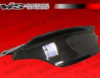 VIS Racing - Carbon Fiber Trunk Demon Style for Hyundai Genesis 2DR 10-15 - Image 3