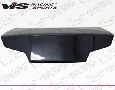 VIS Racing - Carbon Fiber Trunk OEM Style for Infiniti G 35 2DR 03-07 - Image 3