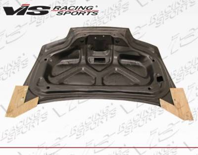 VIS Racing - Carbon Fiber Trunk OEM Style for Infiniti G 35 2DR 03-07 - Image 4