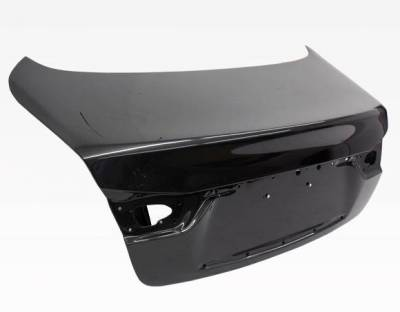 VIS Racing - Carbon Fiber Trunk OEM Style for Infiniti Q50 4DR 14-16 - Image 3