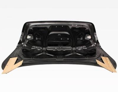 VIS Racing - Carbon Fiber Trunk OEM Style for Infiniti Q50 4DR 14-16 - Image 4