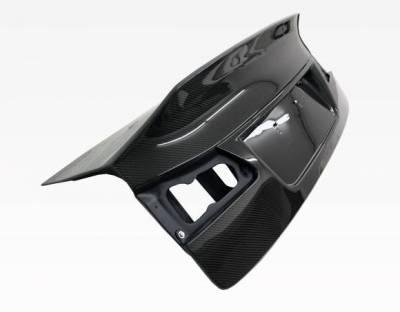 VIS Racing - Carbon Fiber Trunk Demon Style for Lexus IS250/350 4DR 06-13 - Image 1