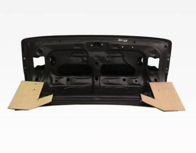 VIS Racing - Carbon Fiber Trunk Demon Style for Lexus IS250/350 4DR 06-13 - Image 4