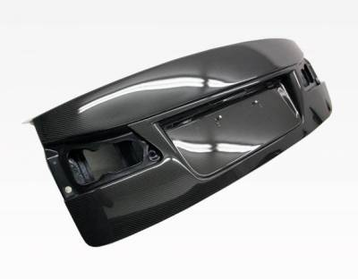 VIS Racing - Carbon Fiber Trunk OEM Style for Lexus IS250/350 4DR 06-13 - Image 1