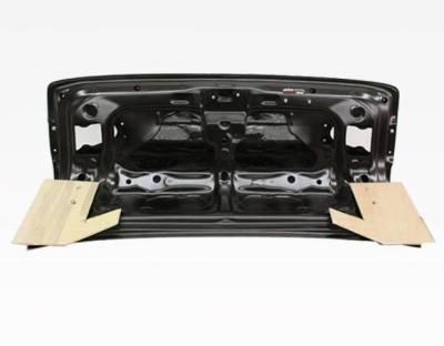 VIS Racing - Carbon Fiber Trunk OEM Style for Lexus IS250/350 4DR 06-13 - Image 3