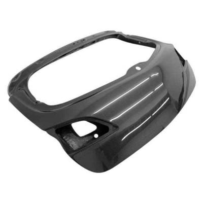 VIS Racing - Carbon Fiber Trunk OEM Style for Mazda 3 Hatchback 10-13 - Image 1