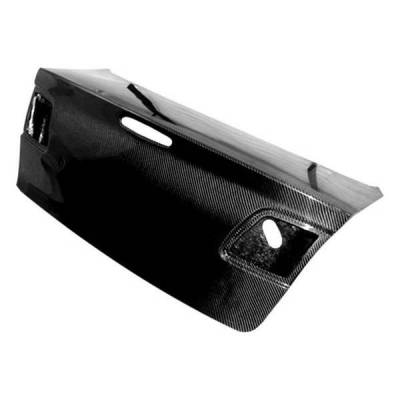 VIS Racing - Carbon Fiber Trunk OEM Style for Mazda 3 4DR 04-09 - Image 2