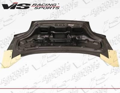VIS Racing - Carbon Fiber Trunk OEM Style for Mazda RX8 2DR 04-11 - Image 3