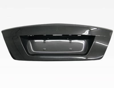 VIS Racing - Carbon Fiber Trunk OEM Style for Mercedes C-Class 4DR 08-12 - Image 5