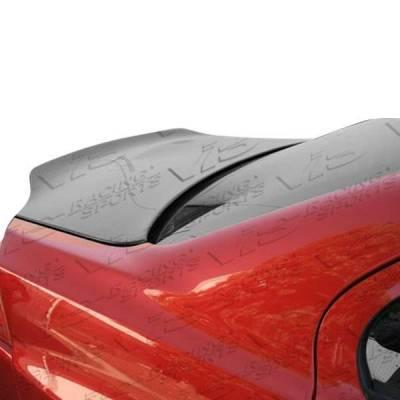 VIS Racing - Carbon Fiber Trunk Demon Style for Mitsubishi EVO 10 4DR 08-15 - Image 3