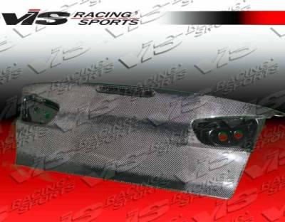 VIS Racing - Carbon Fiber Trunk OEM Style for Mitsubishi EVO 10 4DR 08-15 - Image 7