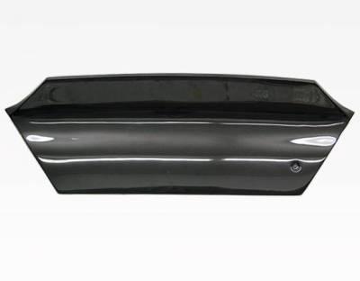 VIS Racing - Carbon Fiber Trunk SS Style for Mitsubishi EVO 8/EVO 9 4DR 03-07 - Image 3