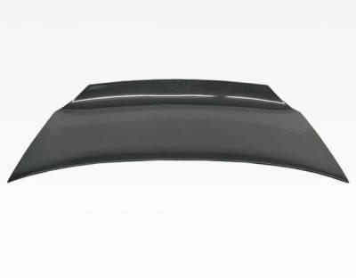 VIS Racing - Carbon Fiber Trunk SS Style for Mitsubishi EVO 8/EVO 9 4DR 03-07 - Image 4