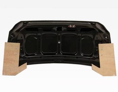VIS Racing - Carbon Fiber Trunk SS Style for Mitsubishi EVO 8/EVO 9 4DR 03-07 - Image 5