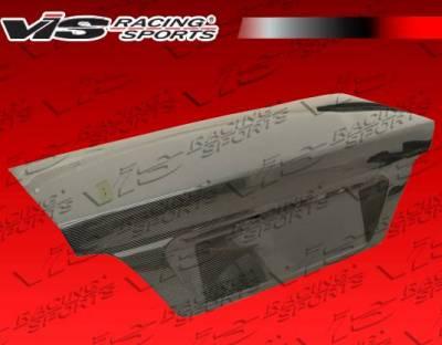 VIS Racing - Carbon Fiber Trunk OEM Style for Mitsubishi Galant 4DR 99-03 - Image 1