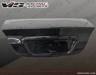VIS Racing - Carbon Fiber Trunk OEM Style for Mitsubishi Lancer 4DR 04-07 - Image 1