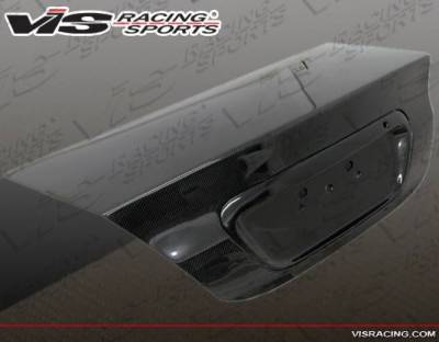 VIS Racing - Carbon Fiber Trunk OEM Style for Mitsubishi Lancer 4DR 04-07 - Image 3