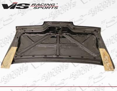 VIS Racing - Carbon Fiber Trunk OEM Style for Nissan 240SX 2DR 89-94 - Image 4