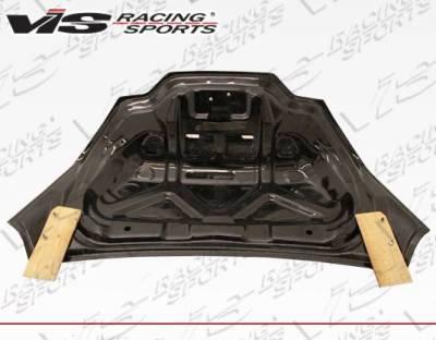 VIS Racing - Carbon Fiber Trunk OEM Style for Nissan Altima 2DR 08-09 - Image 4