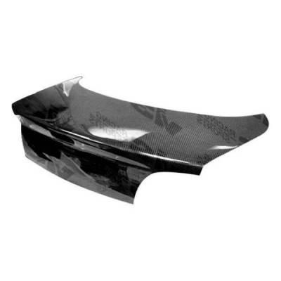 VIS Racing - Carbon Fiber Trunk OEM Style for Nissan S 15 2DR 99-02 - Image 2
