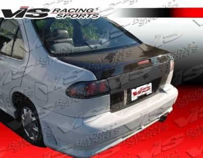 VIS Racing - Carbon Fiber Trunk OEM Style for Nissan Sentra 4DR 95-99 - Image 3