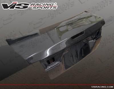 VIS Racing - Carbon Fiber Trunk OEM Style for Nissan Sentra 4DR 95-99 - Image 4