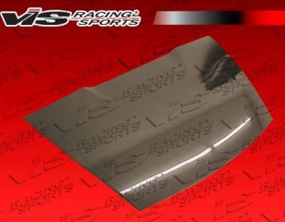 VIS Racing - Carbon Fiber Trunk OEM Style for Porsche Boxster 2DR 97-04 - Image 2