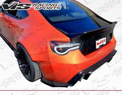 VIS Racing - Carbon Fiber Trunk AMS Style for Scion FRS 2DR 13-17 - Image 7
