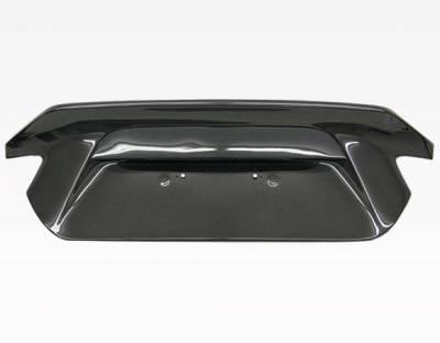 VIS Racing - Carbon Fiber Trunk Demon Style for Scion FRS 2DR 13-17 - Image 2