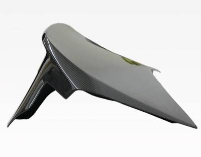 VIS Racing - Carbon Fiber Trunk Demon Style for Scion FRS 2DR 13-17 - Image 3